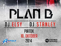 Nahlad plagatu party PL�N B