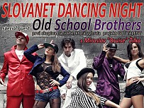 Nahlad plagatu party SLOVANET DANCING NIGHT